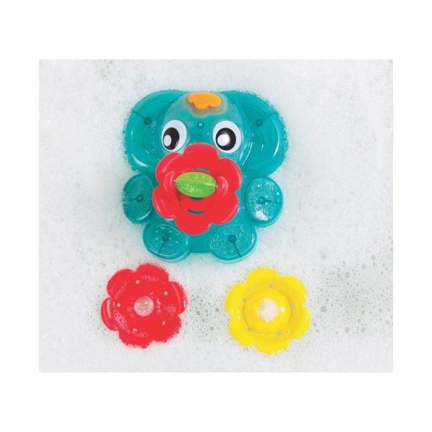 Moderne Playgro Bade elefant - Badelegetøj - Klovnen Tulle's legetøj NK-18