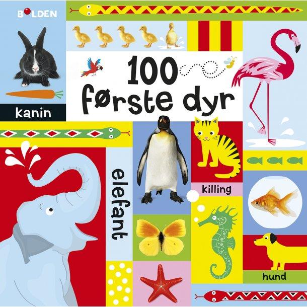 100 første dyr