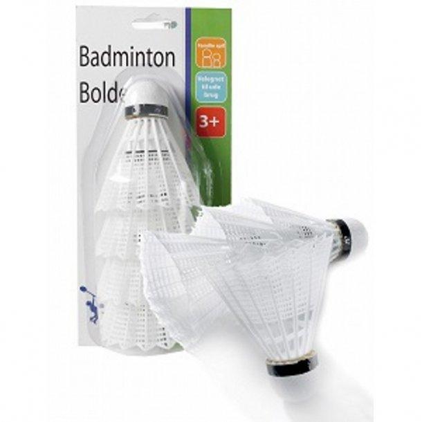4 pak badmintonbolde
