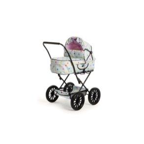 Berømte Mini Mommy Tvillinge Klapvogn - Dukkevogne - Klovnen Tulle's legetøj ZU55