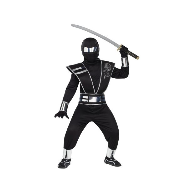 udklædning ninja