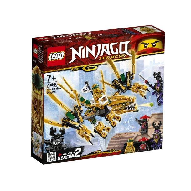 f46bb20ab7d LEGO Ninjago Den gyldne drage 70666 - LEGO Ninjago - Klovnen Tulle's ...
