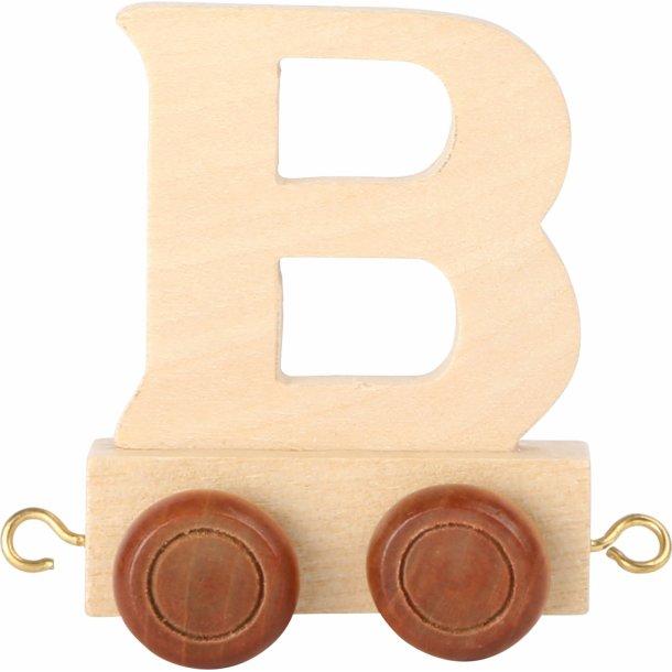 Bogstavtog med bogstavet B