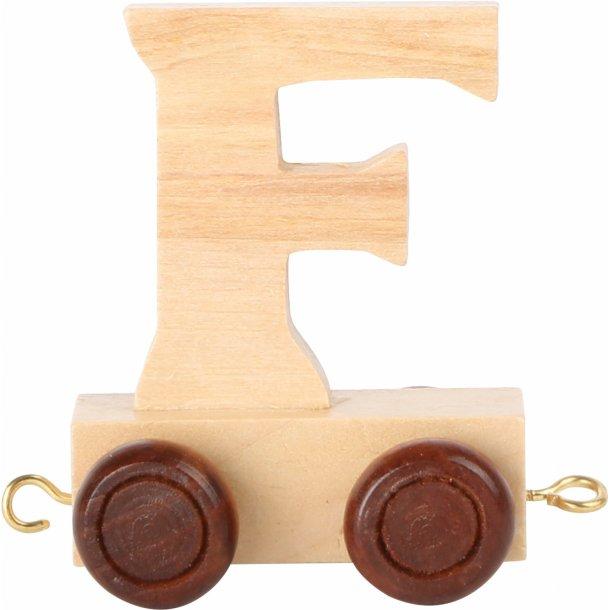 Bogstavtog med bogstavet F