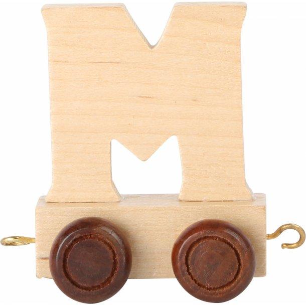 Bogstavtog med bogstavet M