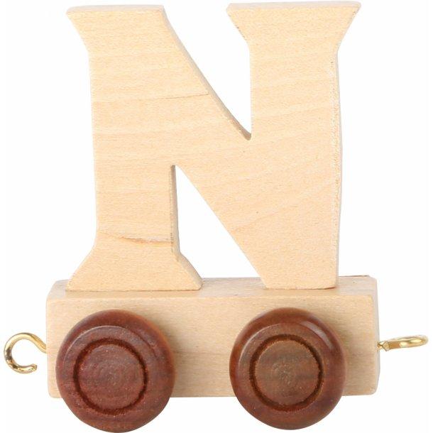 Bogstavtog med bogstavet N