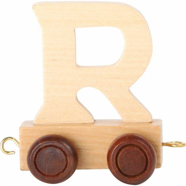 Bogstavtog med bogstavet R