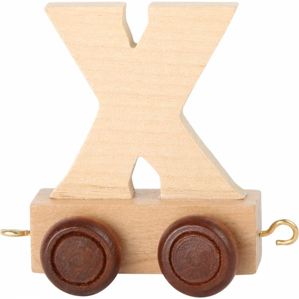 Bogstavtog med bogstavet X