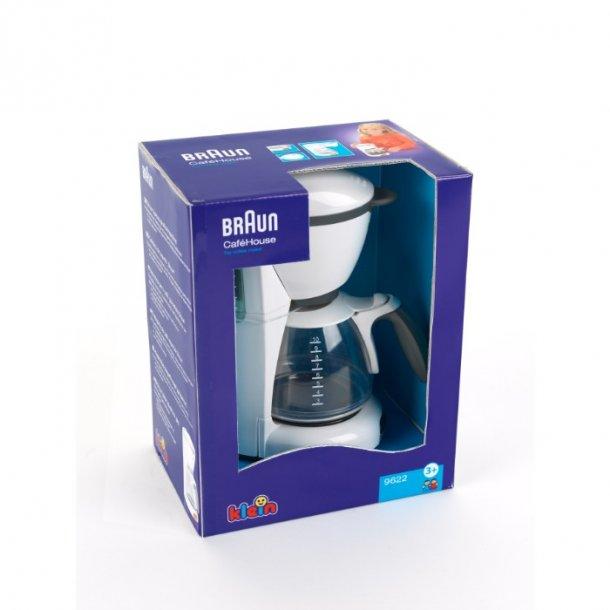 Braun Kaffemaskine 25x20cm