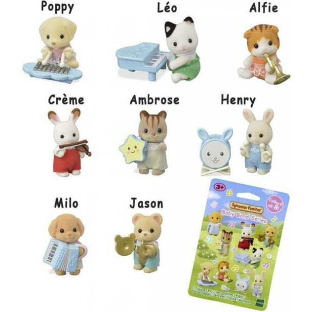 Blind Bags serie 1 Baby Band