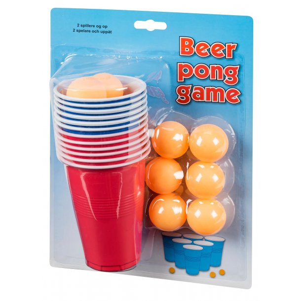 Beer Pong game