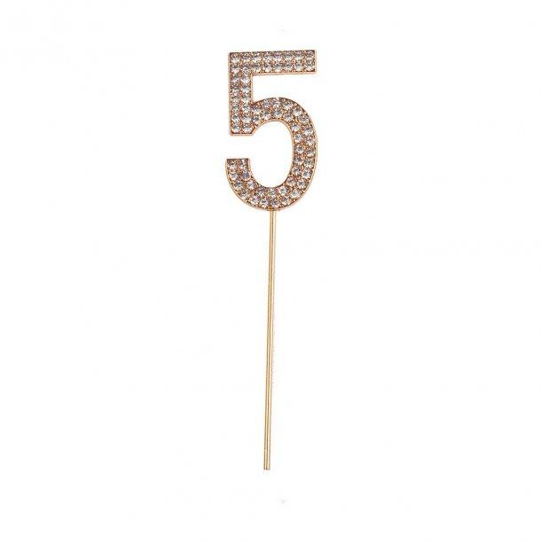 5 tal pynt til kage