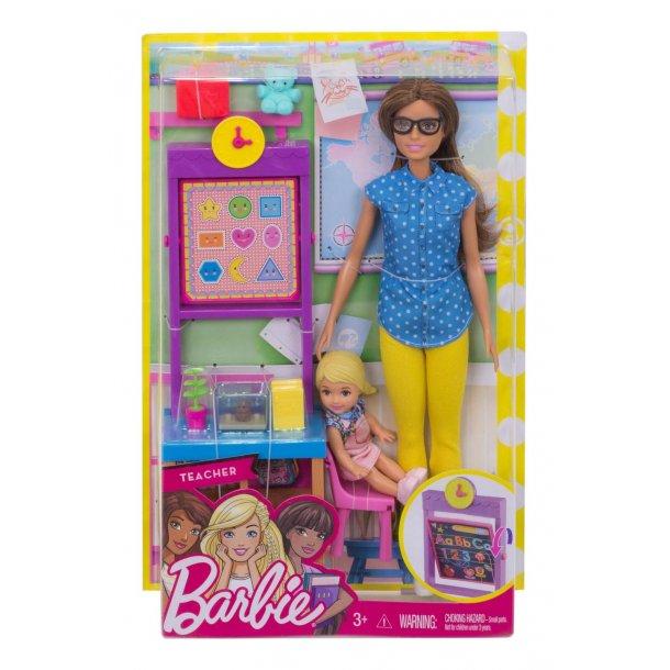 Barbie som skolelærer