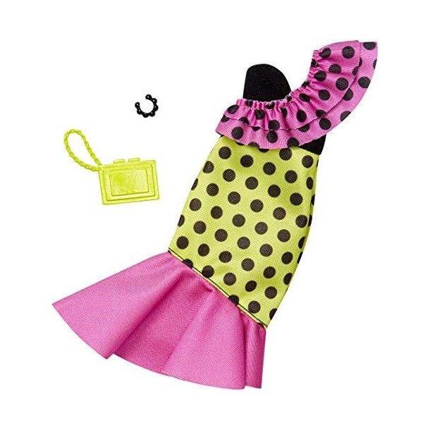 Barbie kjole og tilbehør
