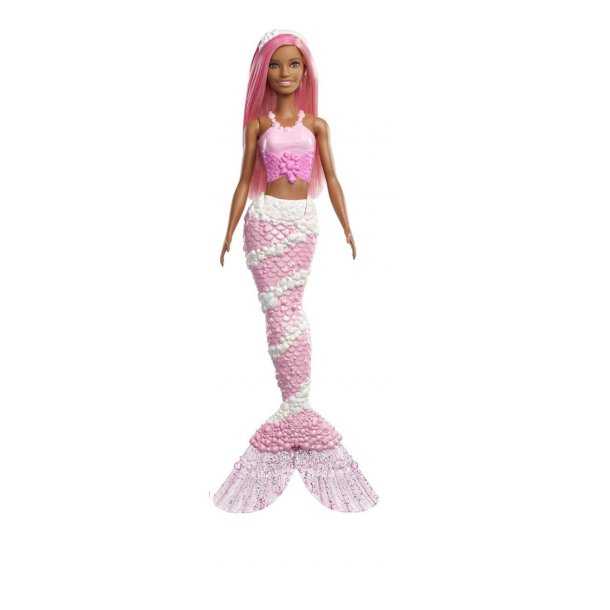 Barbie havfruedukke.