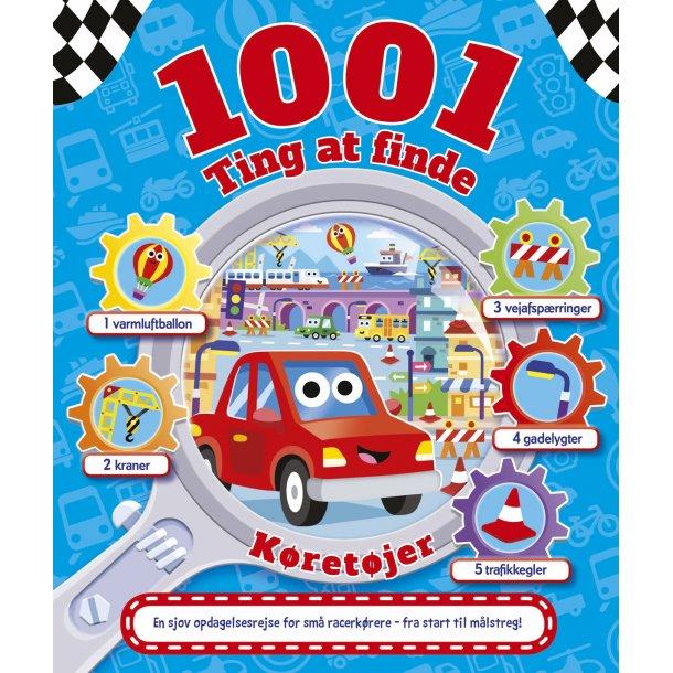 1001 ting at finde køretøjer