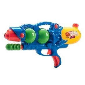 Vandgevær og vandlegetøj