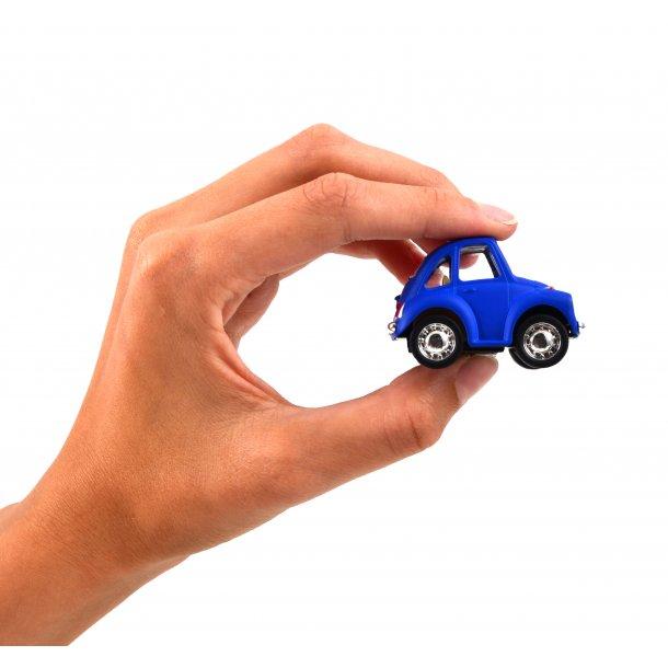 Bil - VW lille bobbel matte farver
