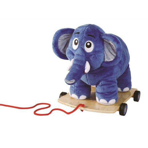 Bodil elefant 18 cm. Den lille model