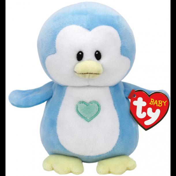 Splinternye TY Baby bamse Twinkles Pingvin lyseblå - Ty bamser baby - Klovnen SA-51